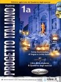 Telis Marin et Sandro Magnelli - Progetto italiano nuovo 1A. 1 Cédérom + 1 CD audio