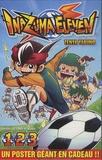 Tenya Yabuno - Inazuma Eleven Tomes 1 à 3 : Coffret en 3 volumes avec un poster géant.
