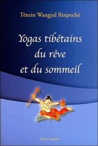 Openwetlab.it Yogas tibétains du rêve et du sommeil Image