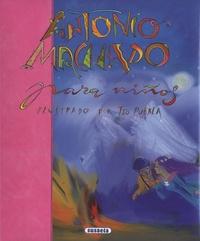Téo Puebla - Antonio Machado para niños.