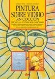 Teodora Trifa et Antonin Tarulescu - Pintura sobre vidrio sin cocción.