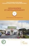 Téré Gogbe et Mamoutou Toure - Géographie et développement - Tome 2, Urbanisation et développement.
