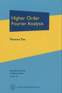 Higher Order Fourier Analysis - Terence Tao |