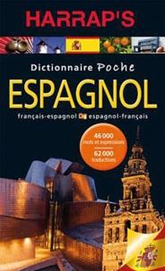 Teresa Alvarez et Pauline Gaberel - Dictionnaire Harrap's Poche Espagnol - Français-espagnol, espagnol-français.