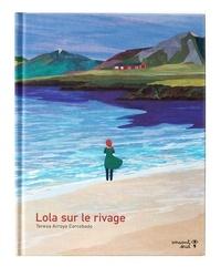 Teresa Arroyo Corcobado - Lola sur le rivage.