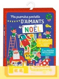 Teresa Bellon - Ma première pochette d'aimants Noël - Avec 37 aimants et 1 poster recto-verso.
