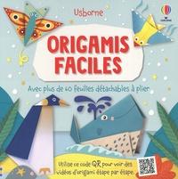 Teresa Bellon et Lo Cole - Origamis faciles - Avec plus de 60 feuilles détachables à plier.