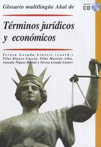 Teresa Losada liniers - Glosario multilingüe de términos jurídicos y económicos. 1 Cédérom