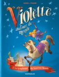 Teresa Radice et Stefano Turconi - Violette autour du monde Tome 2 : La Symphonie du Nouveau Monde.