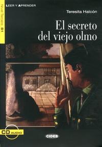 Teresita Halcon - El secreto del viejo olmo. 1 CD audio