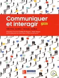 Teri Kwal Gamble et Michael Gamble - Communiquer et interagir.