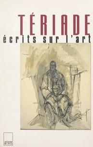 Tériade et Louise Brody - Écrits sur l'art.