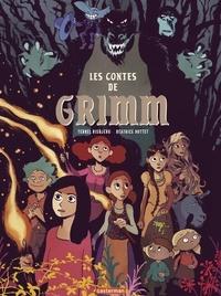 Terkel Risbjerg et Béatrice Bottet - Les Contes de Grimm.