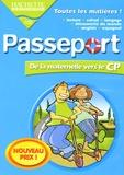Hachette Multimédia - Passeport de la maternelle vers le CP - CD-ROM.