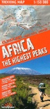TerraQuest - Africa The highest peaks - 1/150000.