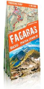 TerraQuest - Fagaras, Bucegi, Piatra Craiului - 1/80000.