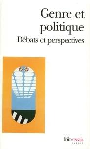 Deedr.fr Genre et politique. Débats et perspectives Image