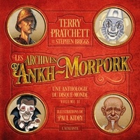 Terry/briggs stephen Pratchett - Les archives d'ankh morpork vol.2 - Vol. 2.