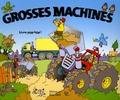 Sabine Minssieux et Terry Burton - Grosses machines.