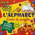 Terry Burton - L'alphabet livre de puzzles.