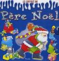 Terry Burton - Le coffret du Père Noël en 4 Volumes - La nuit de Noël ; Bienvenue Père Noël ; 123 Père Noël ; Vite, Père Noël.