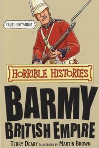Deedr.fr Barmy British Empire - Horrible History Image