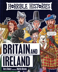 Terry Deary et Martin Brown - Britain and Ireland.