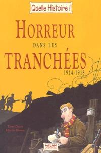 Histoiresdenlire.be Horreur dans les tranchées, 1914-1918 Image