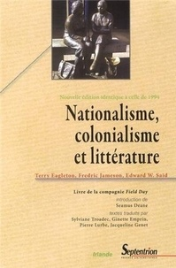 Terry Eagleton et Fredric Jameson - Nationalisme, colonialisme et littérature.