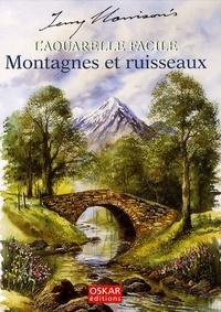 Terry Harrison - L'aquarelle facile montagnes et ruisseaux.