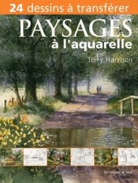Terry Harrison - Paysages à l'aquarelle.