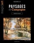 Terry Harrison - Paysages de campagne - Transferts inclus.