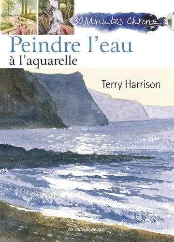 Terry Harrison - Peindre l'eau à l'aquarelle.