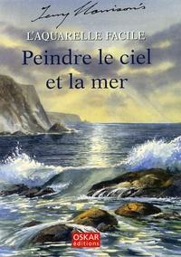 Terry Harrison - Peindre le ciel et la mer.