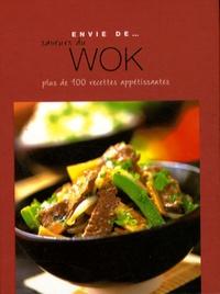 Envie de saveurs du wok - Terry Jeavons |