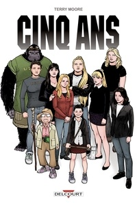 Terry Moore - Cinq ans.
