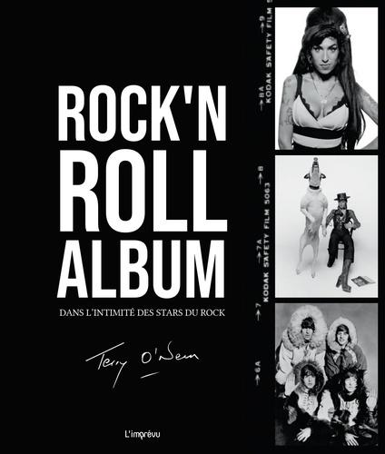 Rock'n Roll Album. Dans l'intimité des stars du rock