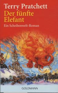Terry Pratchett - Der fünfte Elefant - Ein Roman von der bizarren Scheibenwelt.