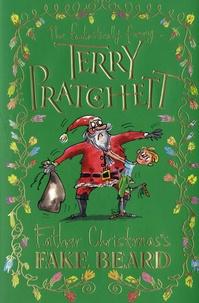 Terry Pratchett - Father Christmas's Fake Beard.