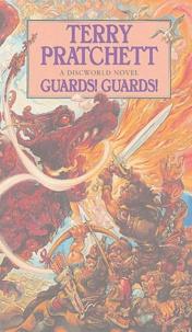 Terry Pratchett - Guards ! Guards !.