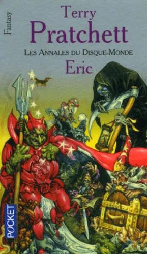 Terry Pratchett - Les annales du Disque-Monde : Eric.
