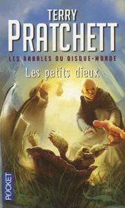 Terry Pratchett - Les annales du Disque-Monde Tome 13 : Les petits dieux.