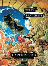 Deedr.fr Les annales du Disque-Monde Tome 13 Image