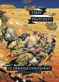 Histoiresdenlire.be Les annales du Disque-Monde Tome 22 Image