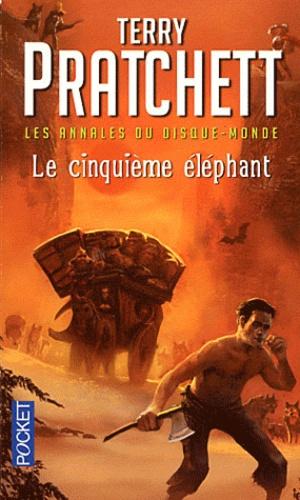 Les annales du Disque-Monde Tome 25 Le cinquième éléphant