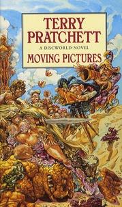 Terry Pratchett - Moving Pictures - A discworld Novel.