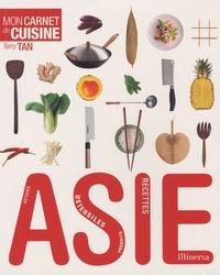 Terry Tan - Mon carnet de cuisine Asie.