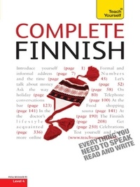 Terttu Leney - Complete Finnish Beginner to Intermediate Course - Learn to read, write, speak and understand a new language with Teach Yourself.