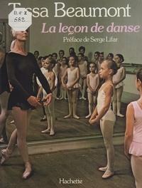 Tessa Beaumont et François Gragnon - La leçon de danse.