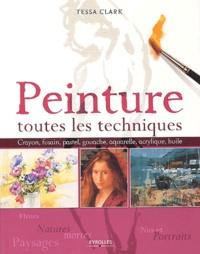 Peinture : toutes les techniques - Fleurs et natures mortes, nus et portraits, paysages.pdf